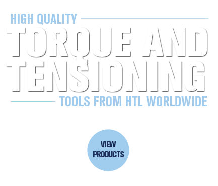 High Quality Torque and Tensioning Tools